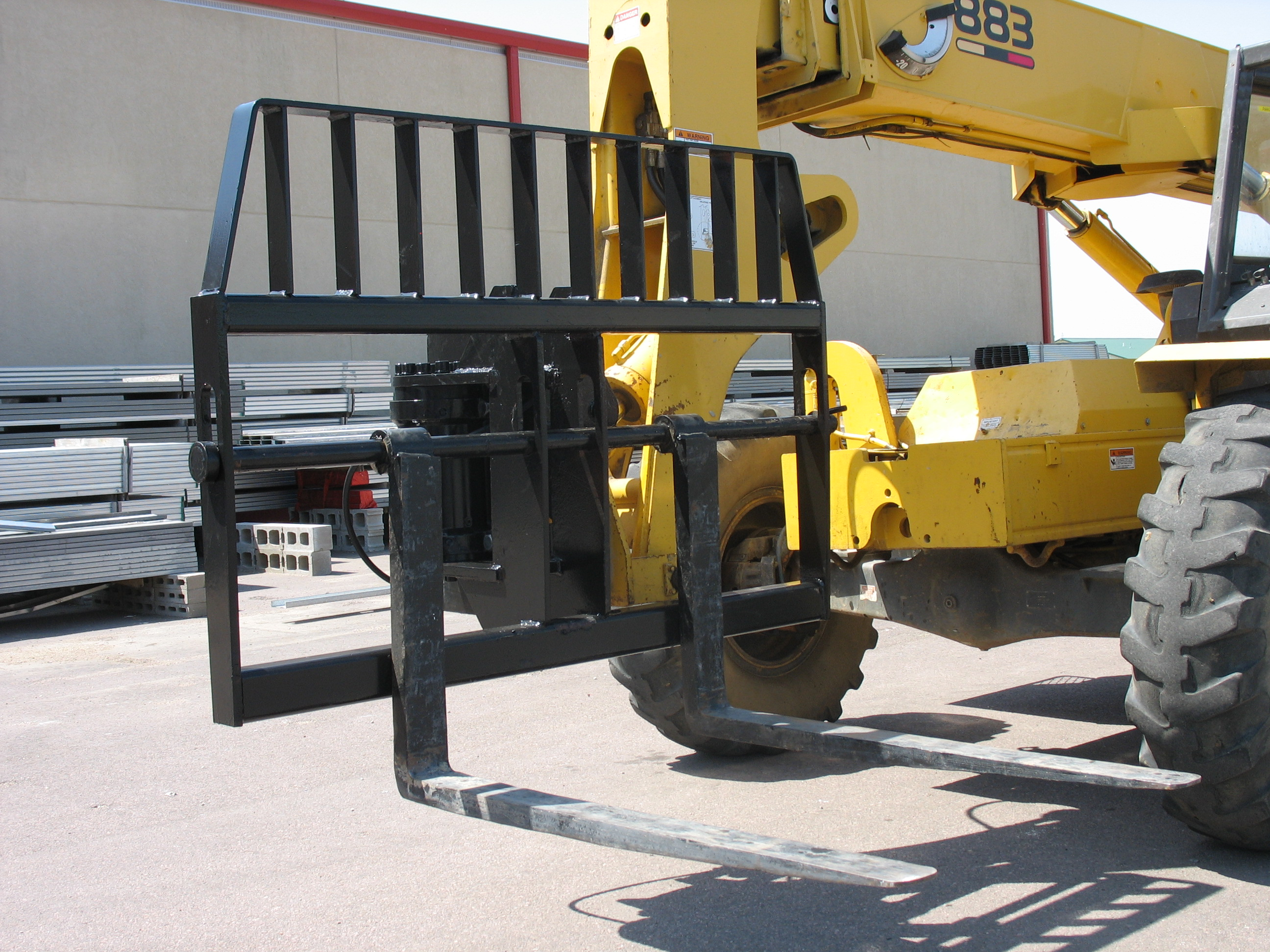 Cornerstone Industries Com Sidewinder Swing Carriage