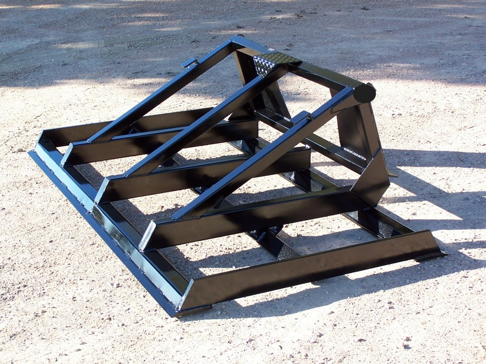 Skid Steer Leveling Bar