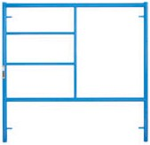 5' Wide by 5' High Mason Double Ladder Frame