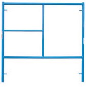 5' Wide by 5' High Mason Single Ladder Frame
