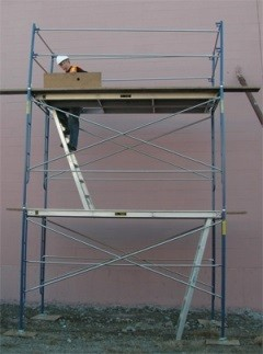Cornerstone Industries Com Scaffold Plank