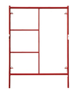 WACO Mason Style Double Ladder Scaffold Frame