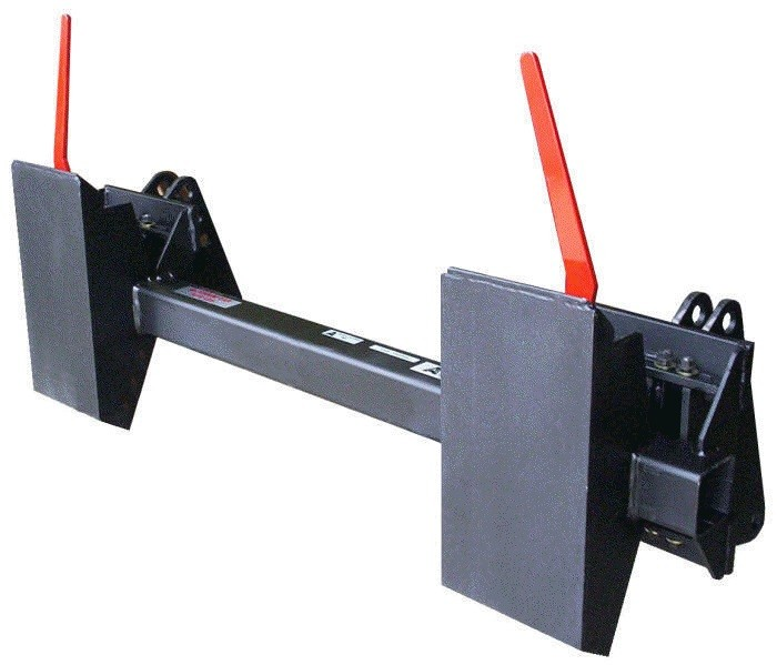 Skid Steer Universal Adapter Plate