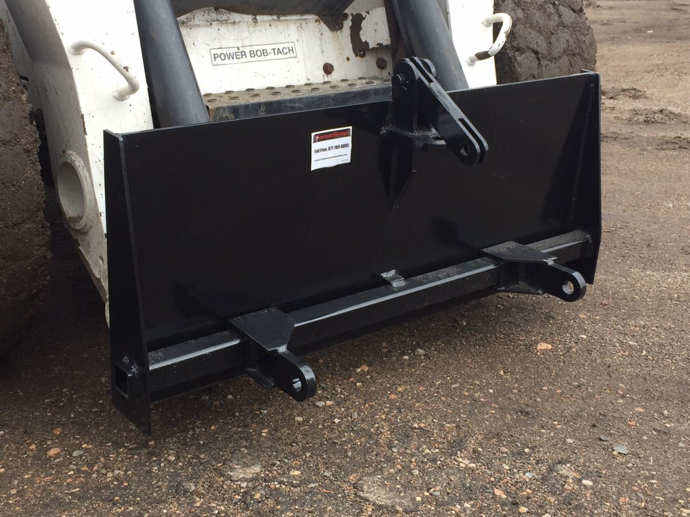 Skid Steer 3 Point Adapter