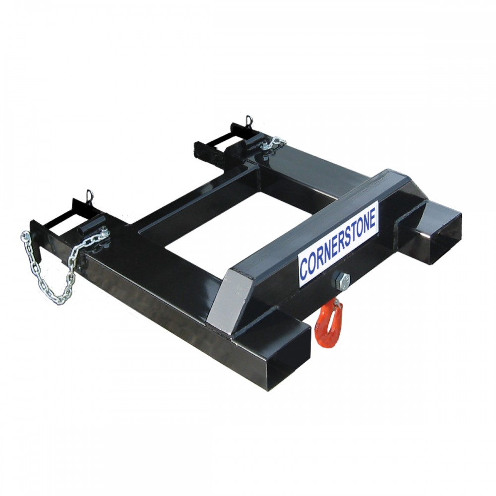 A Frame Hoist >> cornerstone-industries.com - Heavy Duty Telehandler ...